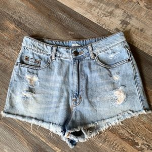 BGD cute high rise shorts